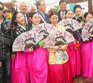 Après la Corée du Sud, la Côte d'Ivoire sera mise à l'honneur tout ce week end à Ploudaniel
